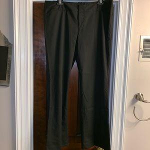 Black dress pants Mossimo sz. 14 NEW w/o tags